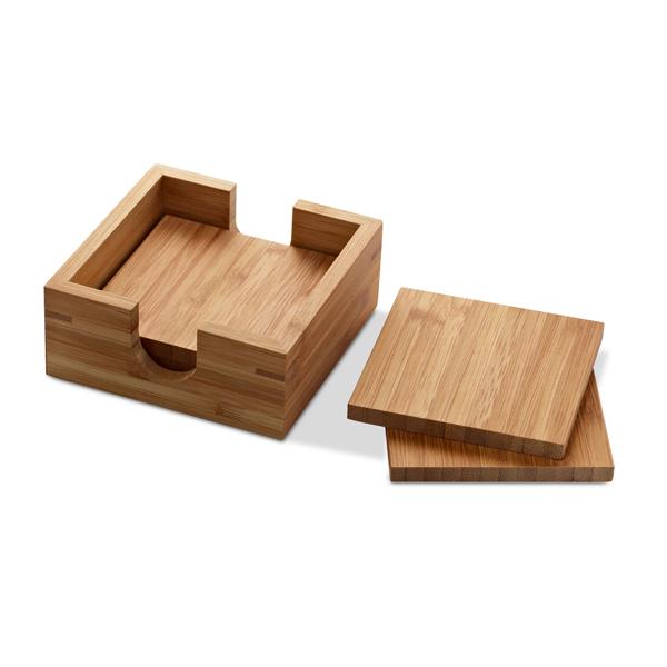 Billede af Sæt med 4 bordskånere