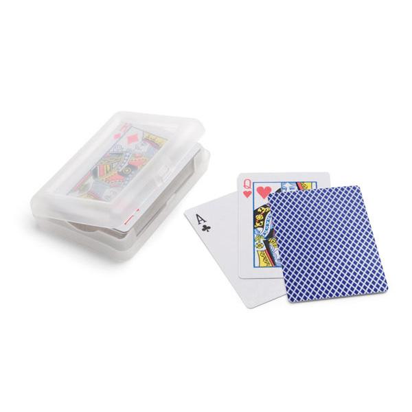 Billede af Æske med 54 spillekort