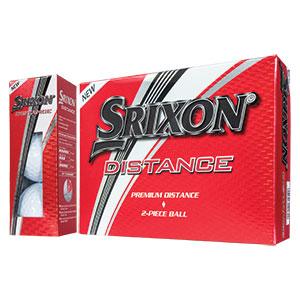 Billede af Srixon Distance golfbold m/logo